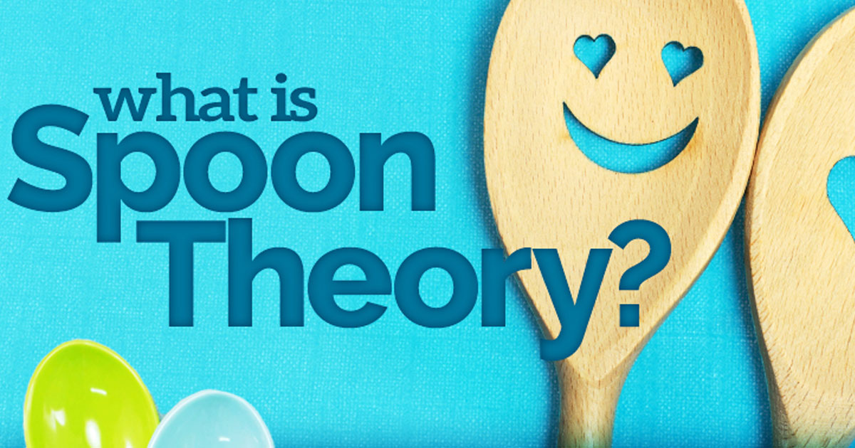 Fibromyalgia Infographic - What Is the Spoon Theory?